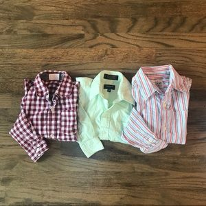 Other - Boys size 5 button up shirt lot